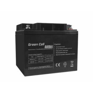 Green Cell AGM akkumulátor VRLA 12V 44 Ah