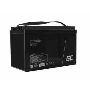 Green Cell Akkumulátor AGM  12V 100Ah
