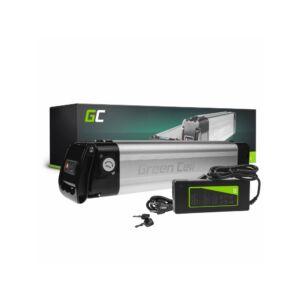 Green Cell Elektromos kerékpár akkumulátor Silverfish 24V 8.8Ah 211Wh E-Bike Pedelec