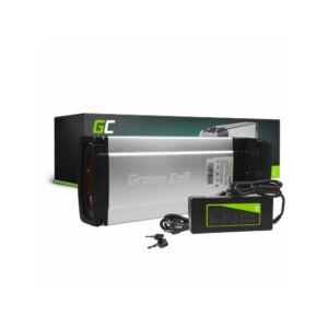Green Cell Elektromos kerékpár akkumulátor Rear Rack 24V 8.8Ah 211Wh E-Bike Pedelec