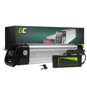 Green Cell Elektromos kerékpár akkumulátor Silverfish 36V 10.4Ah 374Wh E-Bike Pedelec