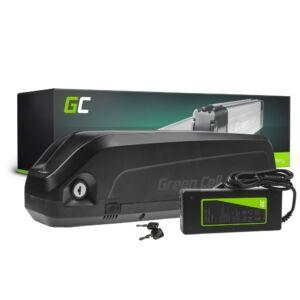 Green Cell Elektromos kerékpár akkumulátor Down Tube 48V 13Ah 624Wh E-Bike Pedelec