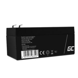 Green Cell AGM akkumulátor/akku 12V 3.4Ah