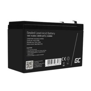 Green Cell AGM akkumulátor/akku 12V 8Ah