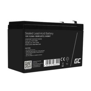 Green Cell AGM akkumulátor/akku 12V 8.5Ah