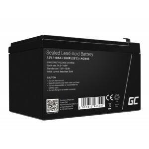Green Cell AGM akkumulátor/akku 12V 10Ah
