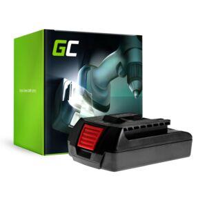 Green Cell kéziszerszám akkumulátor Bosch 17618 GDS 18 V-LI HT