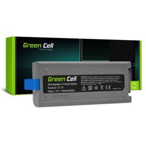 Green Cell Laptop akkumulátor CF-VZSU30B Panasonic Toughbook CF-18