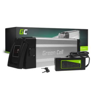 Green Cell Elektromos kerékpár akkumulátor Silverfish 48V 17.4Ah 835Wh E-Bike Pedelec