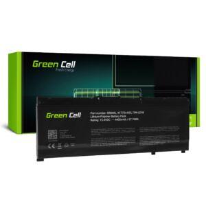 Green Cell Laptop akkumulátor SR04XL HP Omen 15-CE 15-DC 17-CB, HP Pavilion Power 15-CB