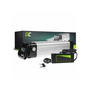 Green Cell Elektromos kerékpár akkumulátor 24V 13Ah 312Wh Rear Rack E-Bike Pedelec