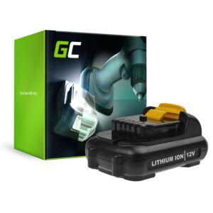 Green Cell akkumulátor DCB180 Dewalt DCD740 DCD780 DCD980 DCF620 DCF880 DCN660 DCS350 DCS380