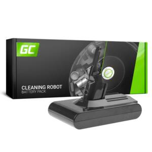 Green Cell akkumulátor (4Ah 21.6V) 967834-02 967834-05 Dyson V8 SV10 Absolute Pro Vacuum Animal Plus