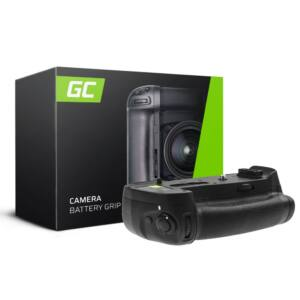 Green Cell Digitális kamera akkumulátor MB-D18 camera Nikon D850