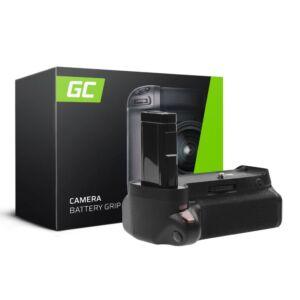 Green Cell Digitális kamera akkumulátor BG-D51 camera Nikon D5100 D5200