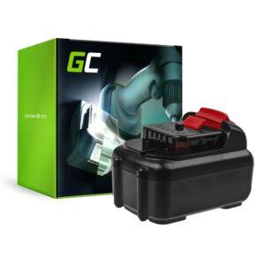 Green Cell akkumulátor (5Ah 10.8V) DCB120 DCB124 DCB121 DCB127 DeWalt DCD710 DCF815 DCT416 DCF813 DCF813N DCD710N DCF815N