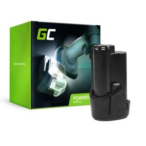 Green Cell akkumulátor (2.5Ah 12V) 5130200008 BSPL1213 B-1013L Ryobi RCD12011L RMT12011L RRS12011L BB-1600 BHT-2600