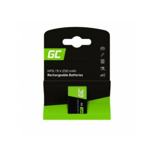 Green Cell akkumulátor 1x 9V HF9 Ni-MH 250mAh