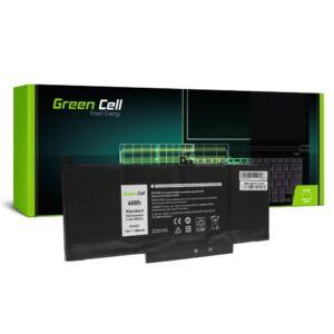 Green Cell Pro Laptop akkumulátor F3YGT Dell Latitude 7280 7290 7380 7390 7480 7490