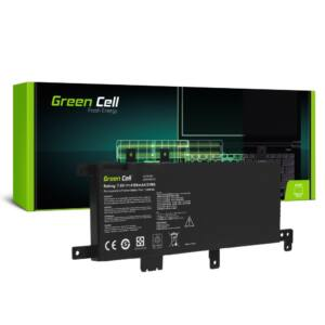 Green Cell Pro Laptop akkumulátor C21N1634 Asus F542 F542U F542UQ VivoBook 15 R542 R542U R542UA R542UF R542UQ X542 X542U X542UA X542UF