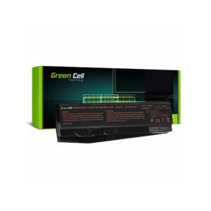 Green Cell Pro Laptop akkumulátor N850BAT-6 Clevo N850 N855 N857 N870 N871 N875, Hyperbook N85 N85S N87 N87S