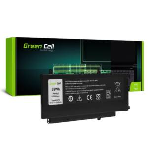 Green Cell Pro Laptop akkumulátor D2VF9 Dell Inspiron 15 7547 7548 Vostro 14 5459
