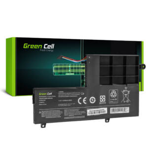 Green Cell Laptop akkumulátor L14L2P21 L14M2P21 Lenovo Yoga 500-14 500-14IBD 500-14ISK 500-15 500-15IBD 500-15ISK