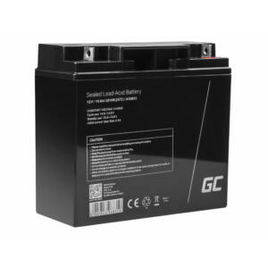Green Cell AGM akkumulátor/akku 12V 15Ah