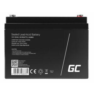 Green Cell AGM akkumulátor/akku 12V 28Ah