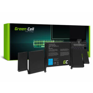 Green Cell Laptop akkumulátor A1582 battery Apple MacBook Pro 13 A1502 (Early 2015)