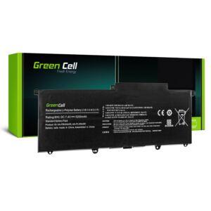 Green Cell Laptop akkumulátor Samsung NP900X3B NP900X3C NP900X3D