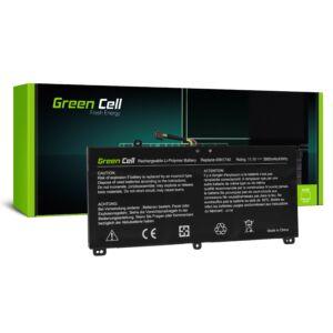 Green Cell Laptop akkumulátor Lenovo ThinkPad T550 T560 W550s P50s
