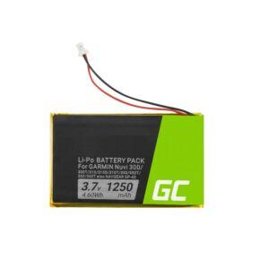 Green Cell GPS akkumulátor IA2B309C4B32 GPS Nuvi 300 310 350 360 600 610 650 660FM