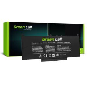 Green Cell Laptop akkumulátor J60J5 Dell Latitude E7270 E7470