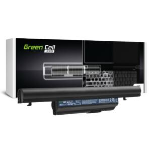 Green Cell Pro Laptop akkumulátor AS10B31 AS10B75 AS10B7E Acer Aspire 5553 5745 5745G 5820 5820T 5820TG 5820TZG 7739