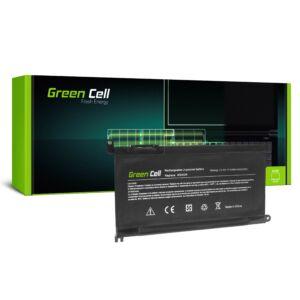 Green Cell Laptop akkumulátor WDX0R WDXOR Dell Inspiron 13 5368 5378 5379 14 5482 15 5565 5567 5568 5570 5578 5579 7560 7570 17 5770