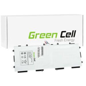 Green Cell Tablet akkumulátor Samsung Galaxy Tab 3 10.1 P5200 P5210