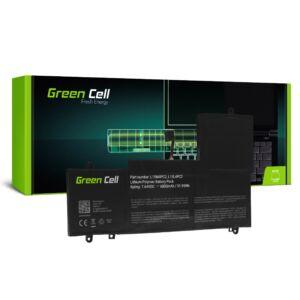 Green Cell Laptop akkumulátor L15L4PC2 L15M4PC2 Lenovo Yoga 710-14 710-14IKB 710-14ISK 710-15 710-15IKB 710-15ISK