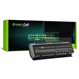 Green Cell Laptop akkumulátor A42-G750 Asus G750 G750J G750JH G750JM G750JS G750JW G750JX G750JZ / 15V 5900mAh