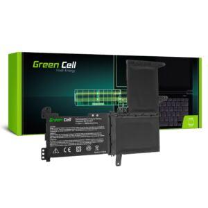 Green Cell Laptop akkumulátor B31N1637 C31N1637 Asus VivoBook S15 S510 S510U S510UA S510UN S510UQ 15 F510 F510U F510UA / 11,52V 3600mAh