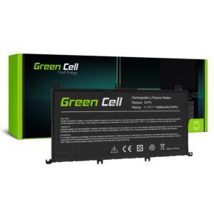 Green Cell Laptop akkumulátor 357F9 Dell Inspiron 15 5576 5577 7557 7559 7566 7567