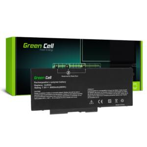 Green Cell Laptop akkumulátor 93FTF Dell Latitude 5280 5290 5480 5490 5491 5495 5580 5590 5591 Precision 3520 3530