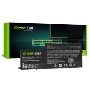 Green Cell Laptop akkumulátor AC13C34 Acer Aspire E3-111 E3-112 E3-112M ES1-111 ES1-111M V5-122P V5-132P