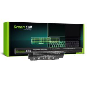 Green Cell Laptop akkumulátor AS16B5J AS16B8J Acer Aspire E15 E5-575 E5-575G F15 F5-573 F5-573G TravelMate P259 P259-M P259-G2-M / 11,1V 5600 mAh