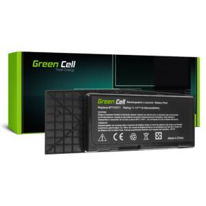 Green Cell Laptop akkumulátor BTYVOY1 Dell Alienware M17x R3 M17x R4