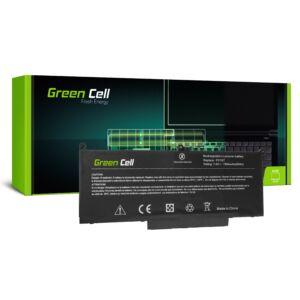 Green Cell Laptop akkumulátor F3YGT Dell Latitude 7280 7290 7380 7390 7480 7490