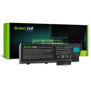 Green Cell Laptop akkumulátor Acer TravelMate 2301WLMi 2313NL Aspire 1640 3000 3500 5000 Extensa 3000 6600