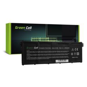 Green Cell akkumulátor AC14B3K AC14B8K Acer Aspire 5 A515 A517 E15 ES1-512 ES1-533 R5-571T V3-372 Nitro 5 AN515-51