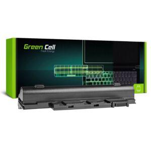 Green Cell Laptop akkumulátor Acer Aspire One D255 D257 D260 D270 722 Packard Bell EasyNemte t S 4400mAh