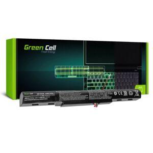 Green Cell Laptop akkumulátor Acer Aspire E 15 E15 E5-575 E5-575G E 17 E17 E5-774 E5-774G